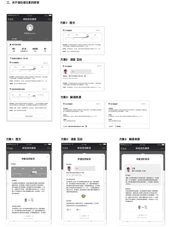 腾讯设计师:医疗行业的交互设计怎么做