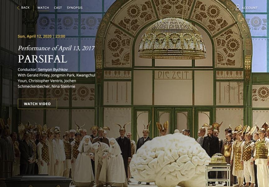 维也纳国家歌剧院免费开放!在家就能看!
