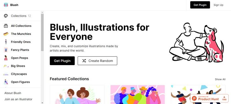 你想要的免费商用插图,这个网站全都有!