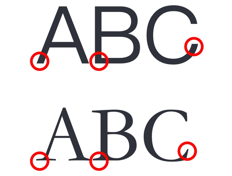 設計師走查必備基礎!網頁字體屬性全方位揭秘
