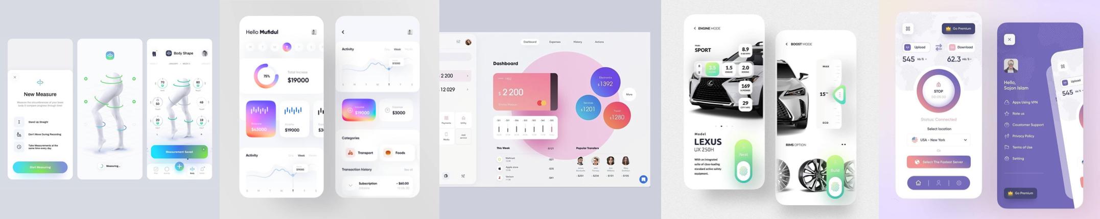 2020年最值得关注的10个UI设计小趋势