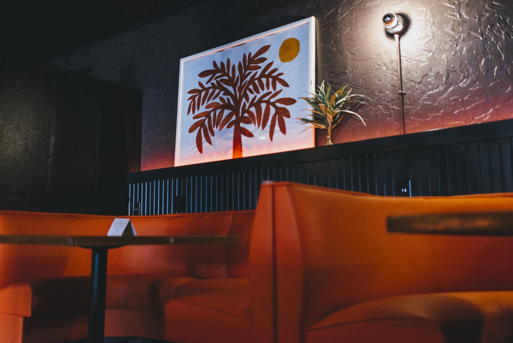 如果平面设计师开酒吧,它会是什么样子?