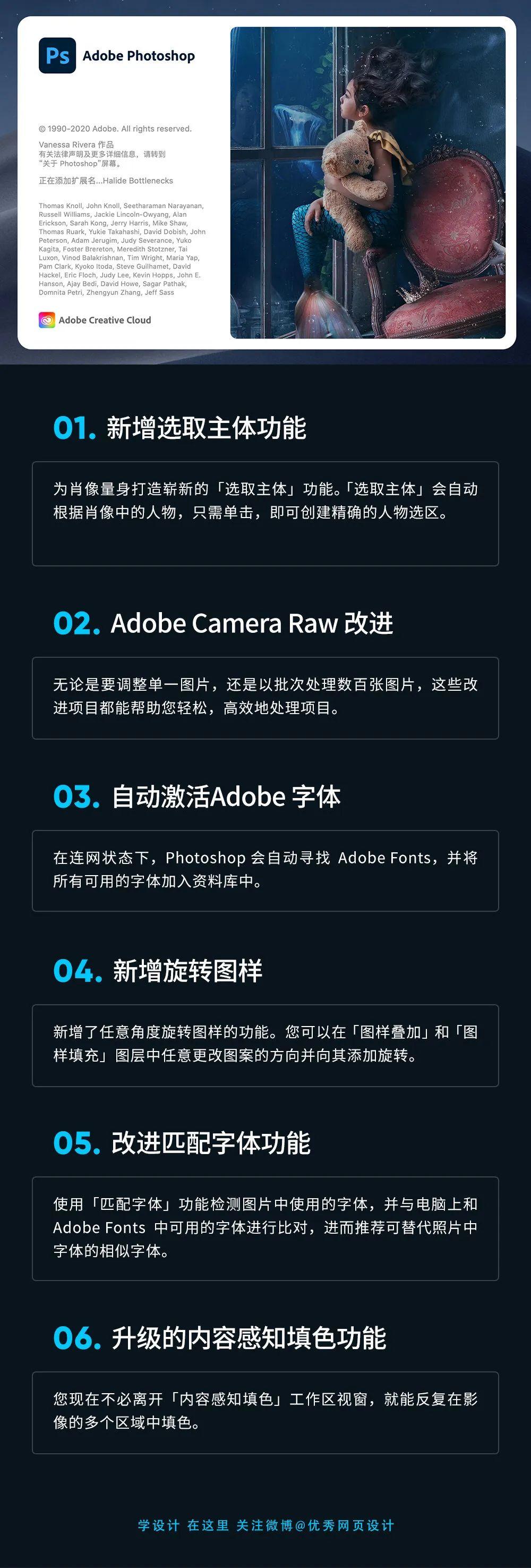 Adobe 2020全家桶更新全解读,设计师直呼:也太智能了吧!