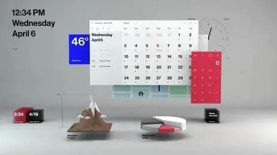 完整梳理!上半年最熱門的新擬物設計趨勢是如何演變的?