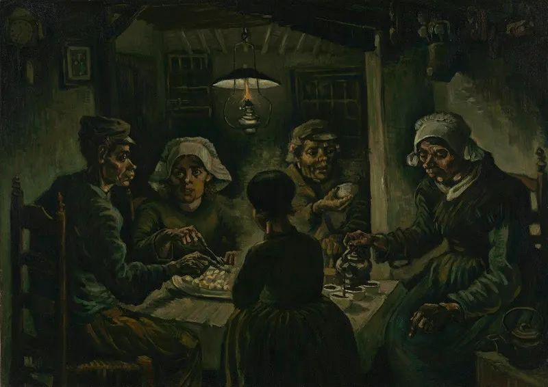 27岁学画画,37岁逝世,短暂闪耀的艺术家:梵高