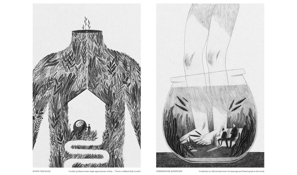 插画风格图鉴(上):知道插画风格是如何演化的吗?