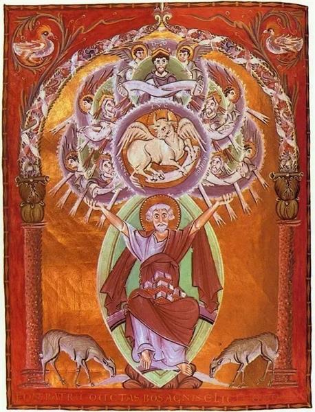 用一篇文章,帮你了解中世纪艺术:奥托美术