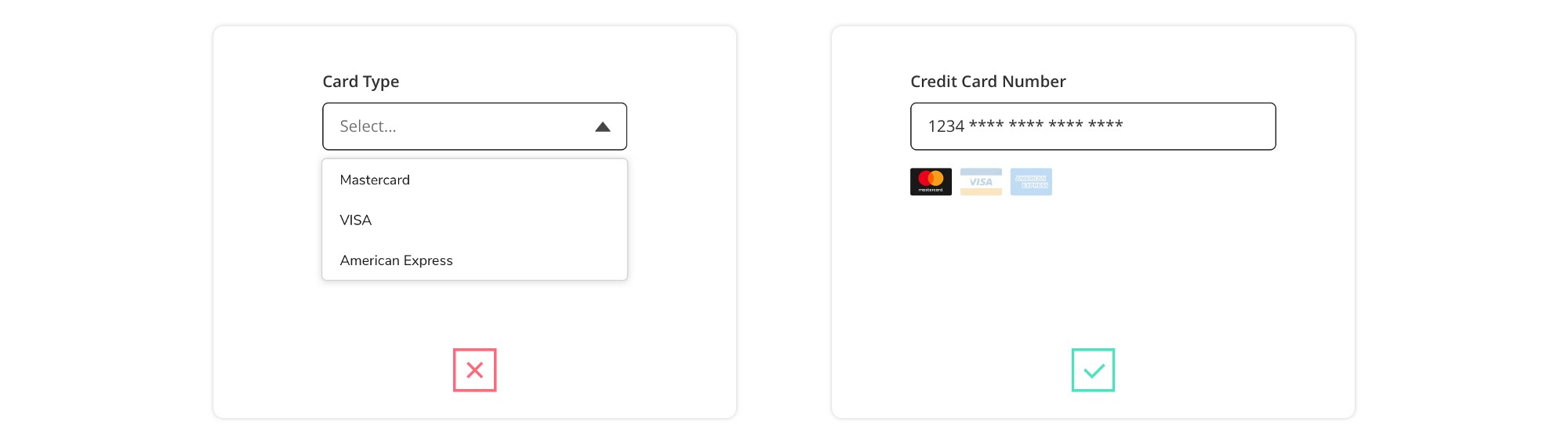 UI 界面下拉菜单完全设计指南