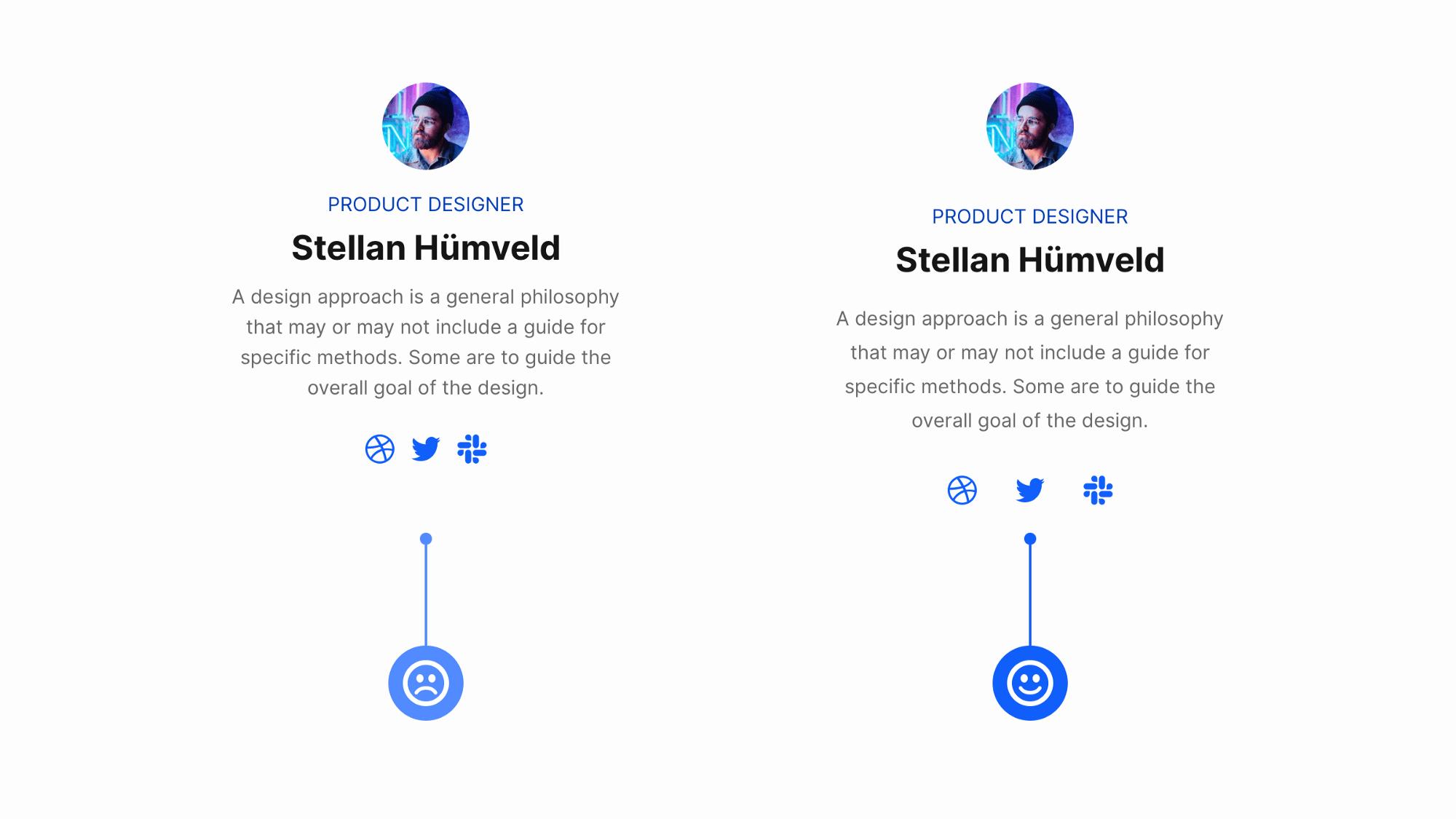 第一波!快速提升 UI 设计效果的 9 个小技巧