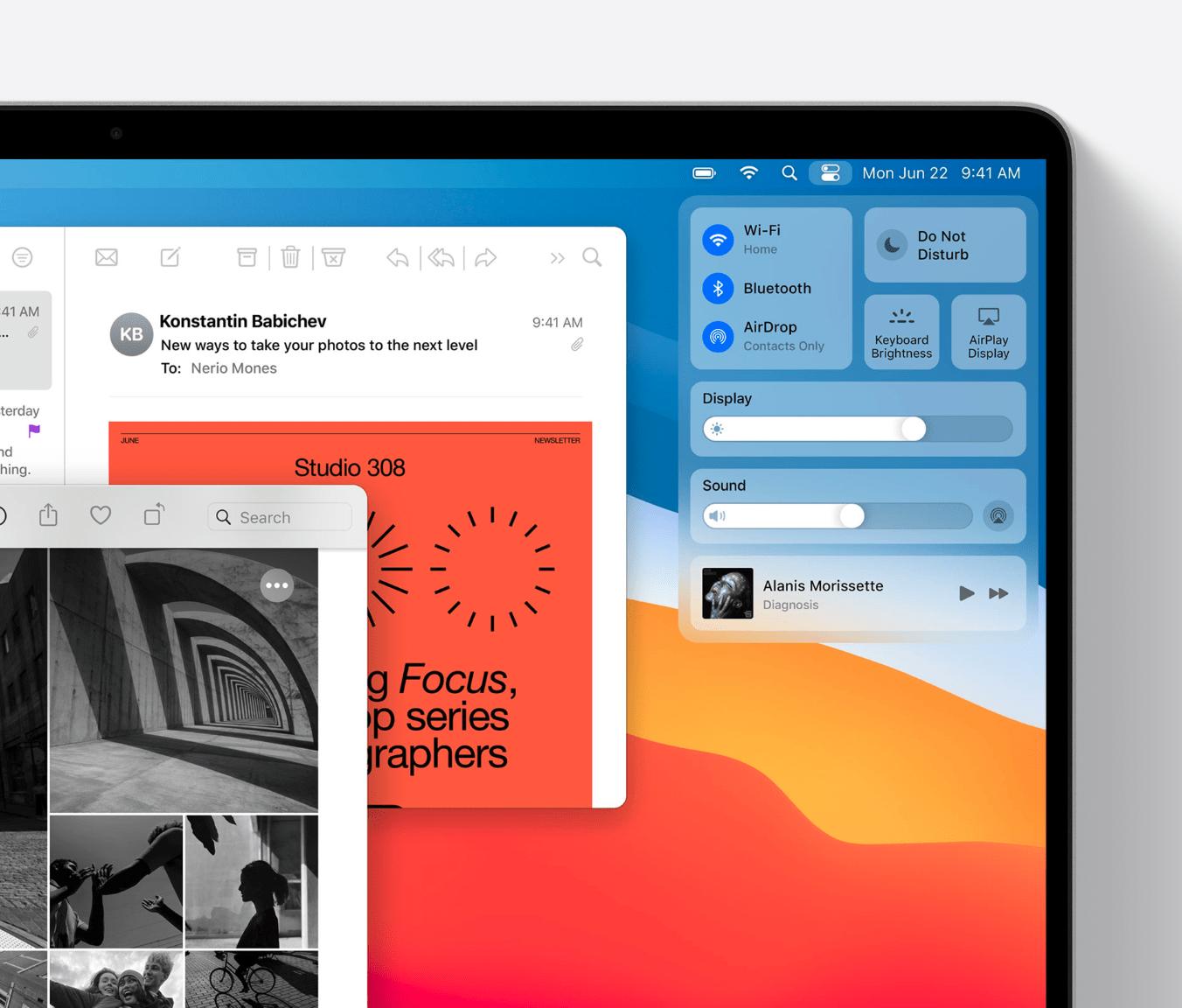 风格大变!设计师要知道的 macOS 11 核心设计规范