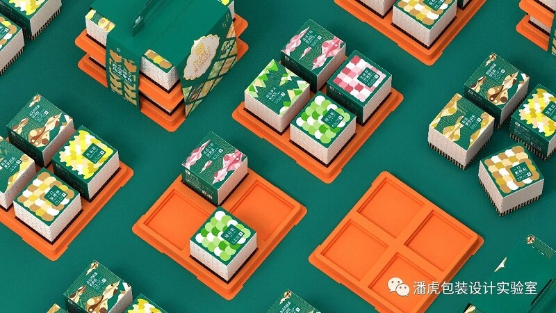 良品铺子×潘虎 高端零食 粽横江湖