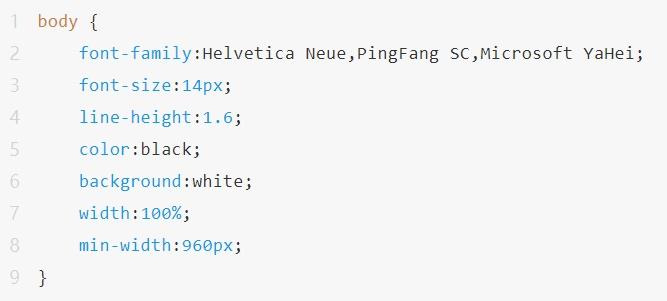 用一个实战案例,帮你完全掌握 HTML 和 CSS 的实际应用