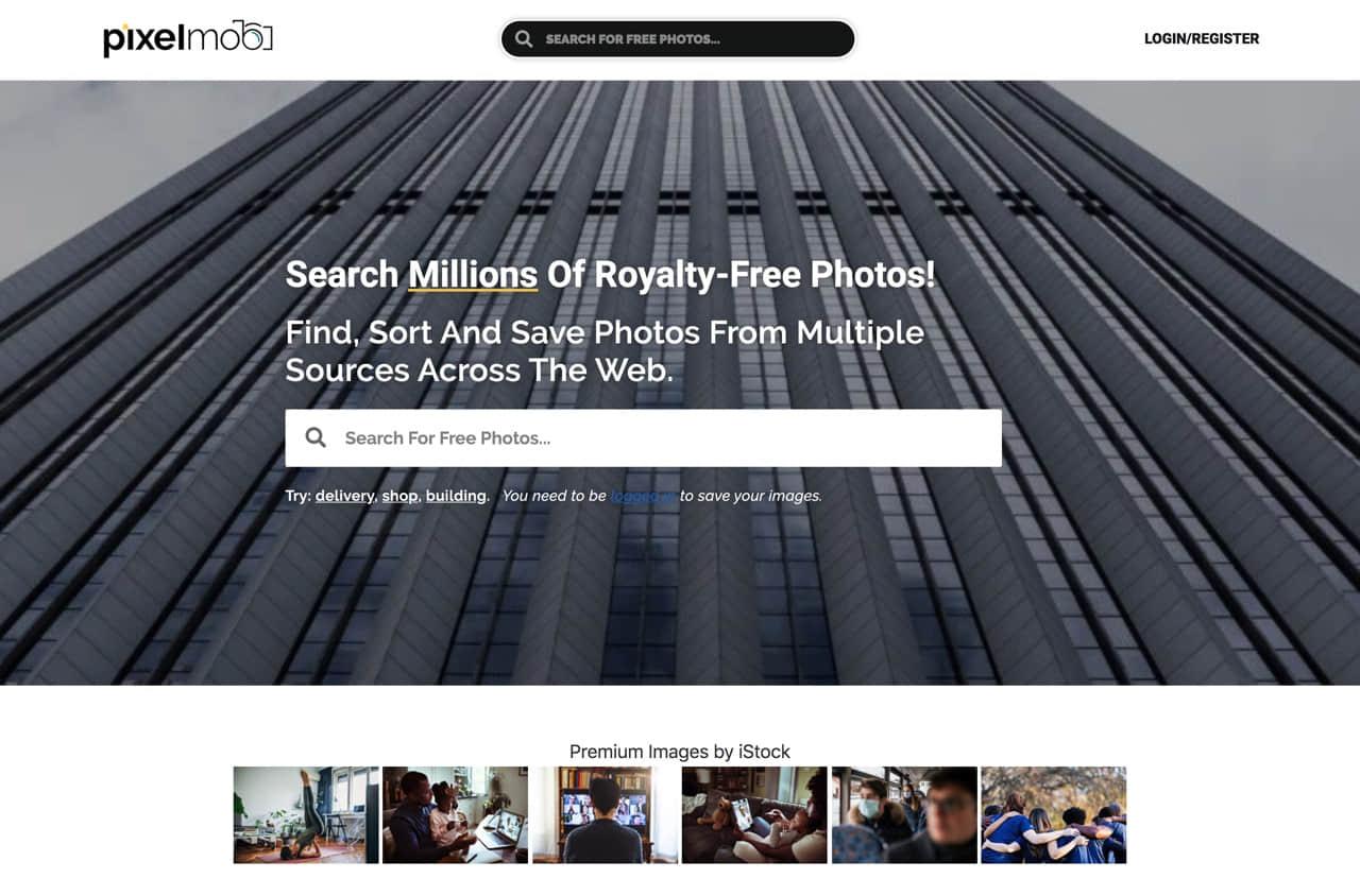 收藏这个网站,全网免费图库一键直达!