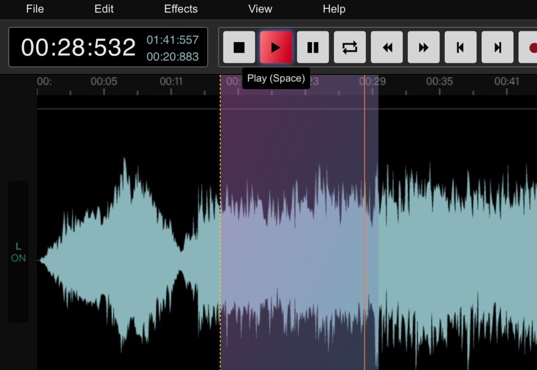 在线就能剪辑音频!这个免费网站太酷了!