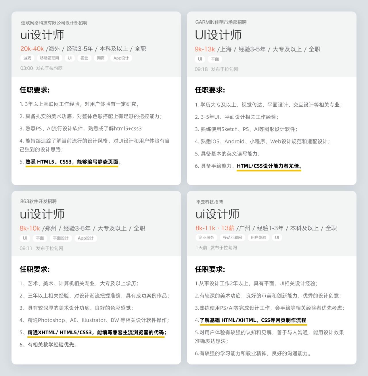 写给设计师的编程基础:HTML 和 CSS 是什么?