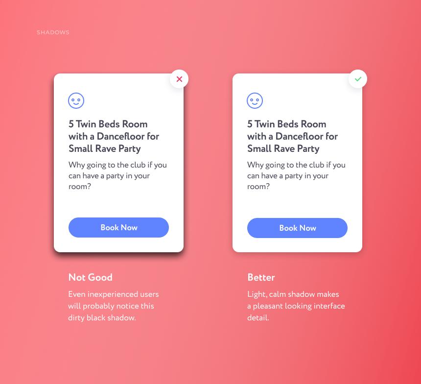 提升UI界面设计效果的快速检查清单