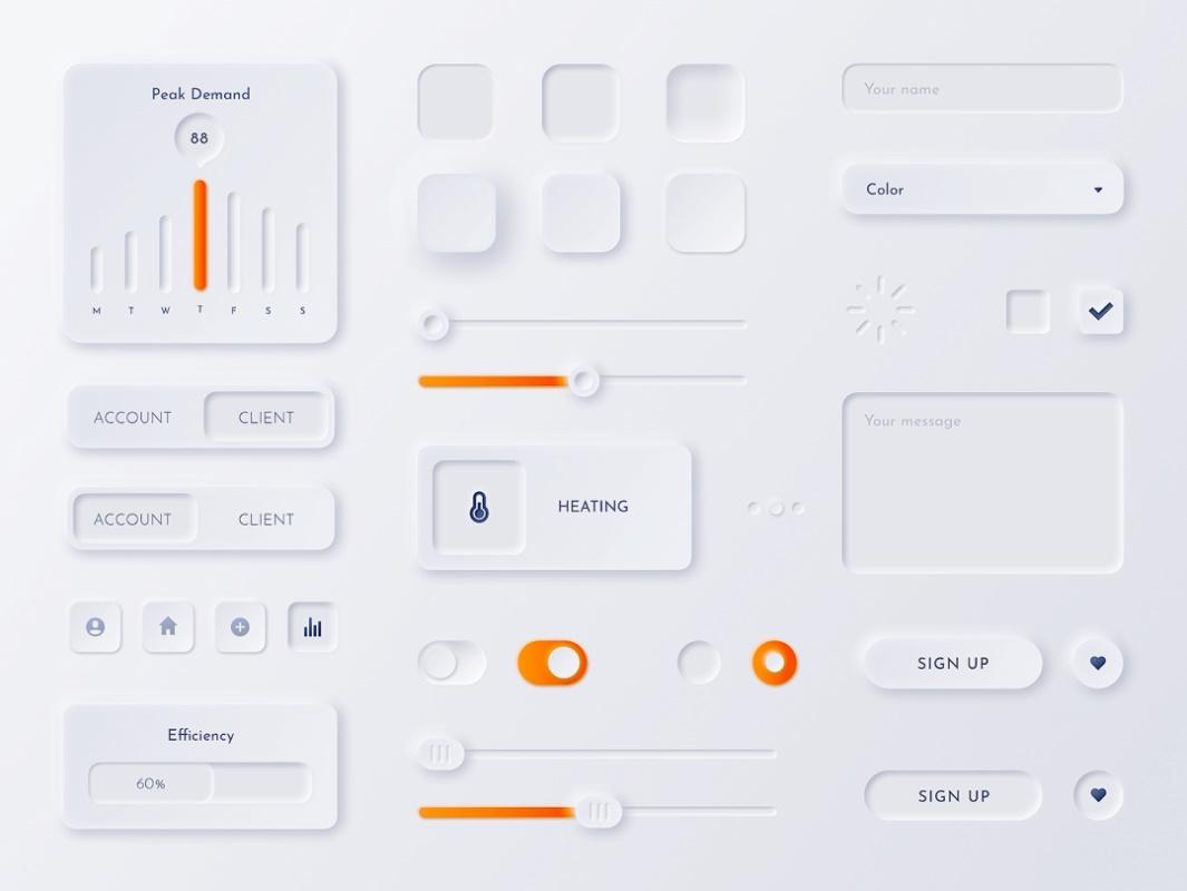 如何让你的「按钮设计」上档次?送你这份万能公式!