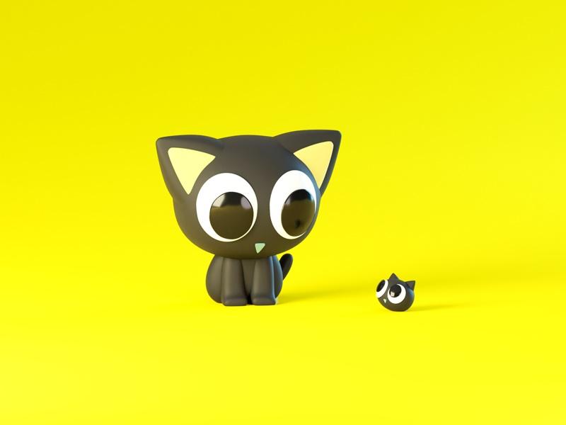 Facebook产品设计师:如何完成100天3D设计挑战?(附超多教程)