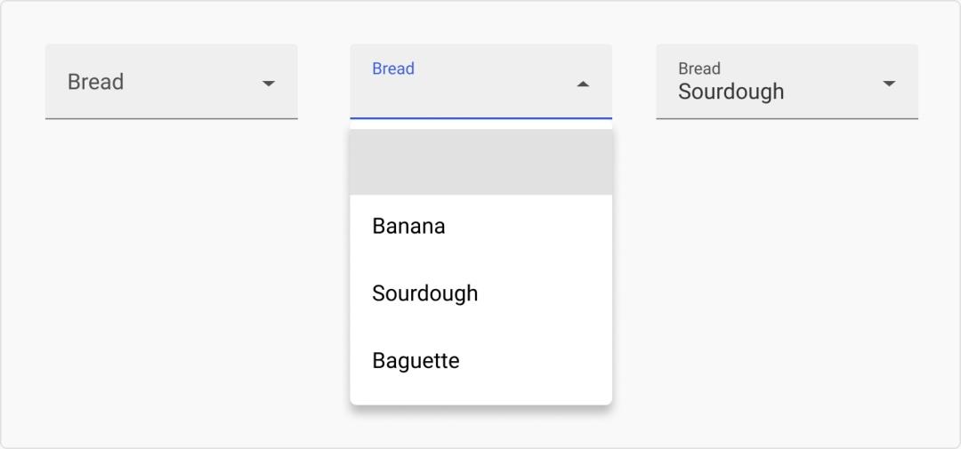 如何做好下拉菜单细节设计?来看这篇超全面分析!