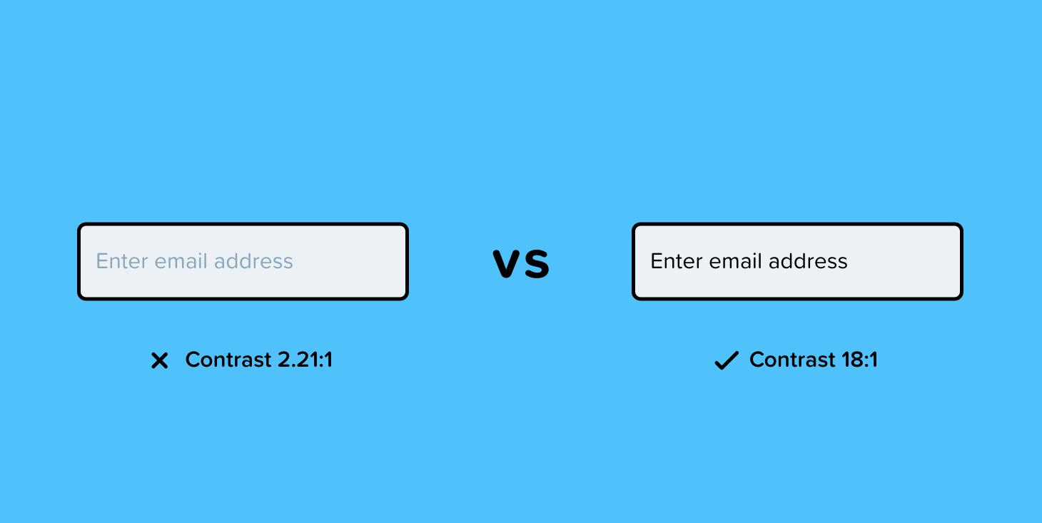 UI设计师最常犯的10个错误,看看你有没有中招