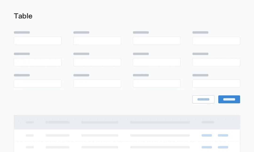 淘汰了5个方案,梳理出这份后台列表设计避坑指南(上)