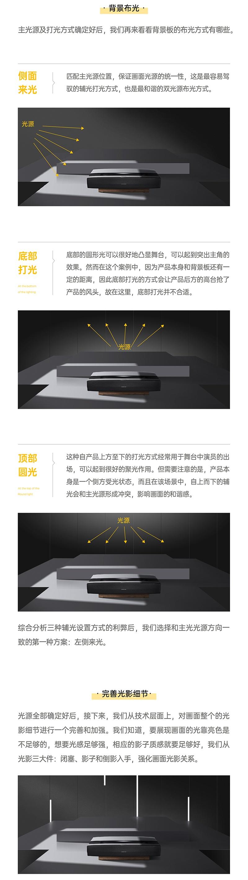 如何搞定画面布光?收下这份平面设计布光指南!