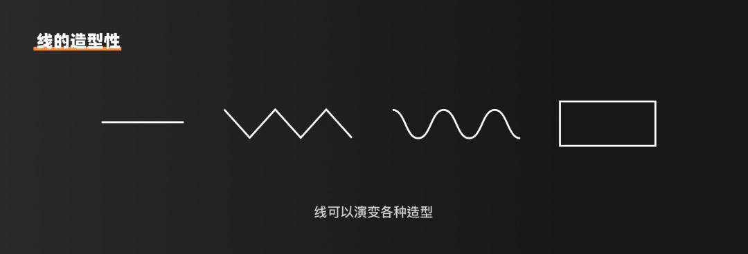 如何让你的设计有据可依:界面中的点线面(中)