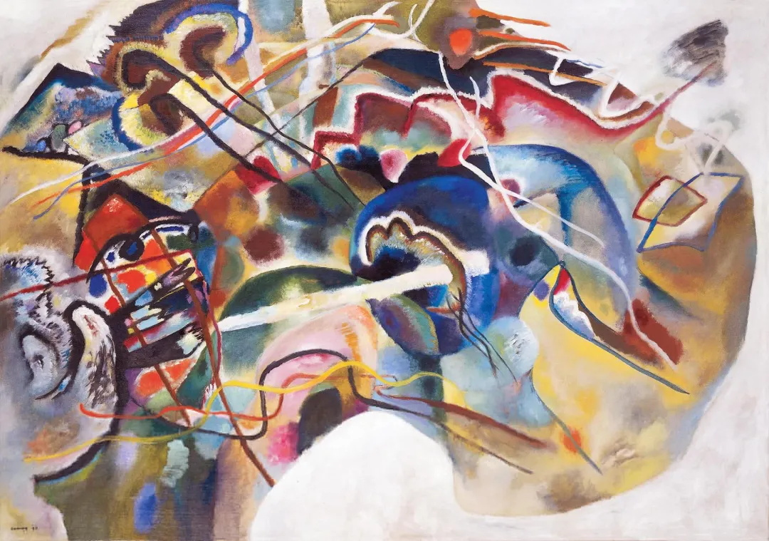 从法学生到顶尖艺术家:抽象先驱瓦西里·康定斯基