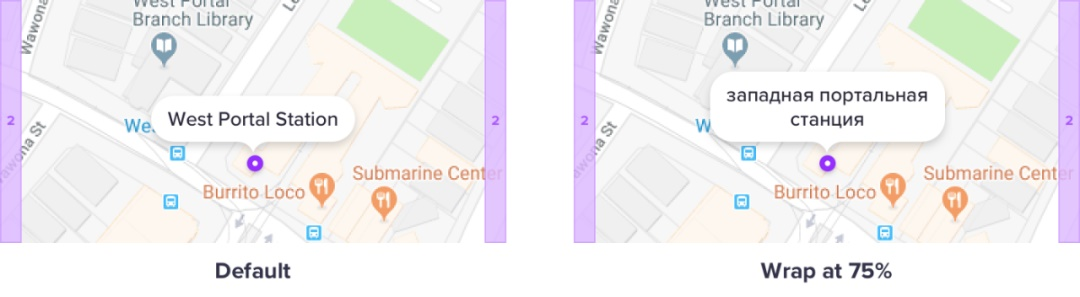 简单实用!系统化总结「地图标签」设计