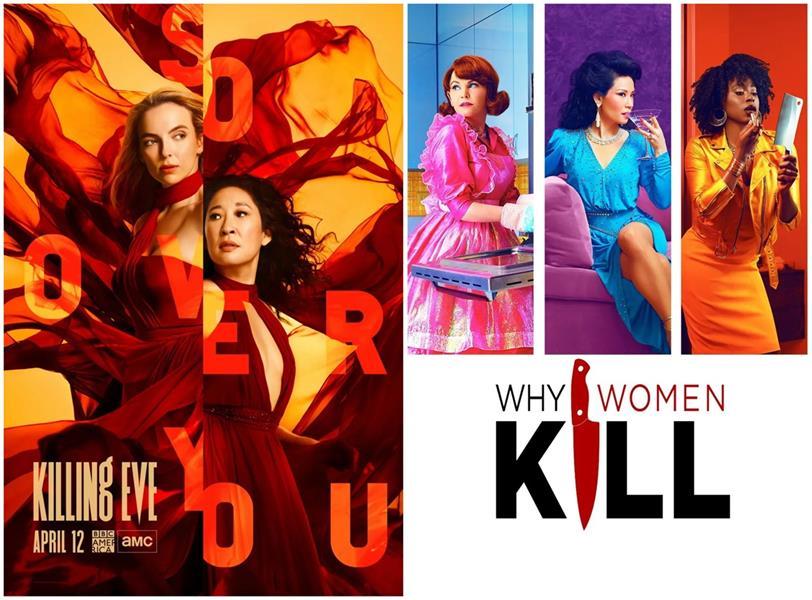 我看了100部美剧,总结了这5个人物海报的设计套路