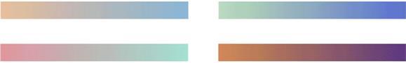 配色弱不用怕,用这个方法给你的配色轻松加「滤镜」