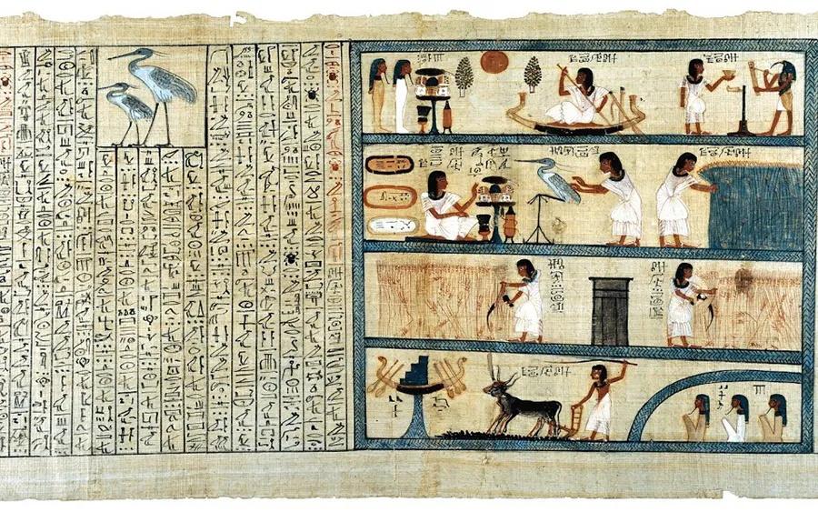 现代平面设计发展列传(二):祖先们的平面设计