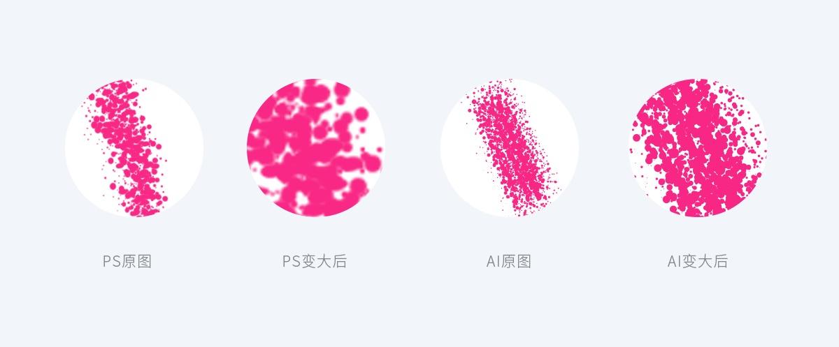 实例教学!保姆级的 AI 噪点插画绘制指南(附超多笔刷)