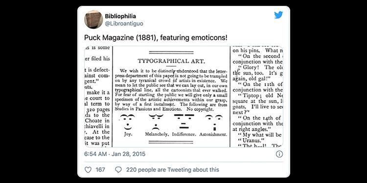 你每天都在用的表情包是如何发展至今的?我梳理了这份设计史
