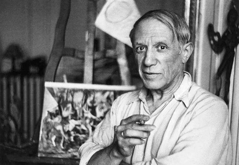 痞子天才成功记:立体主义艺术创立者毕加索(下)