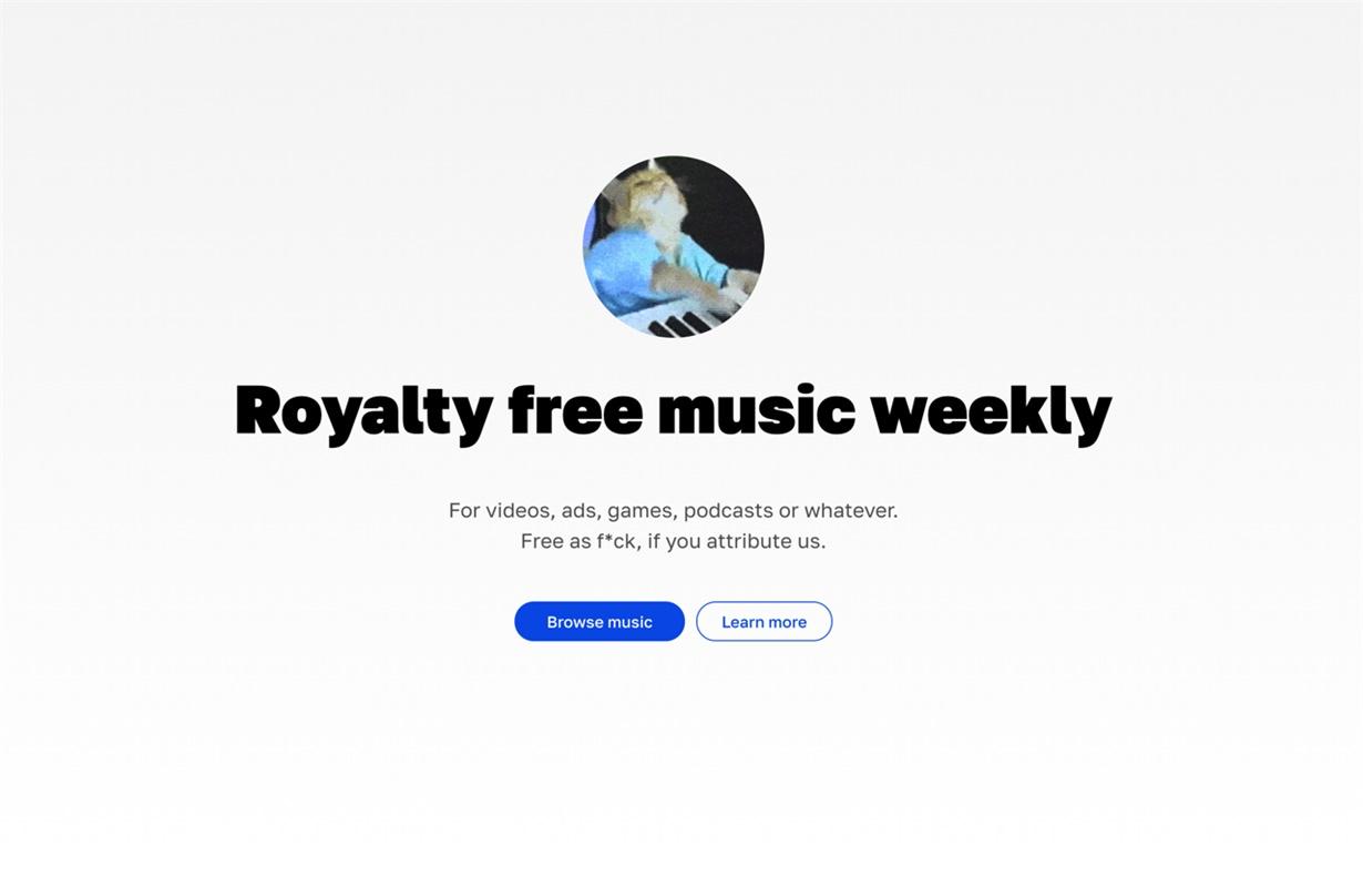 想要给视频加背景音?这里全是免费可商用的原创音乐素材!