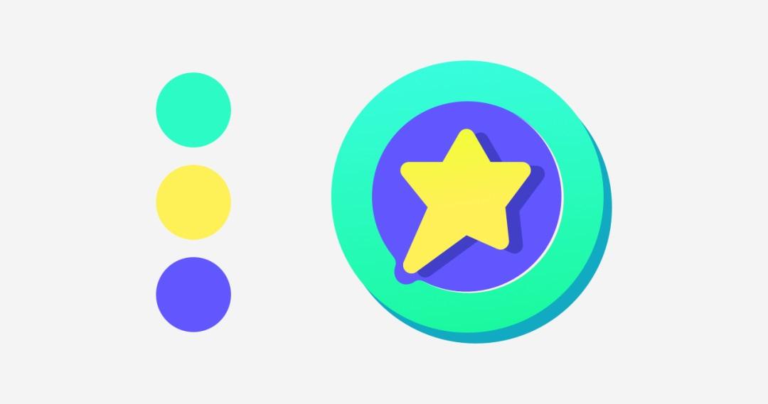 一个简单的图标设计需求,腾讯设计师是如何做好差异化的?