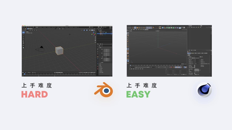 现阶段应该学习 Blender 还是 C4D?来看完整分析!