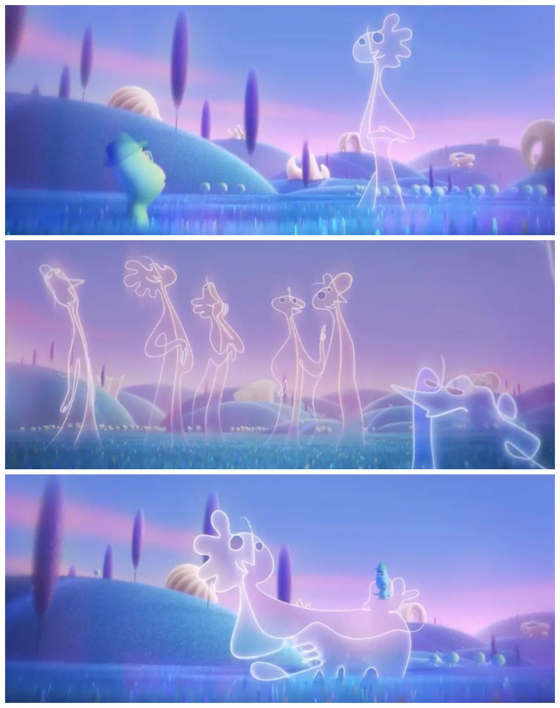 《心灵奇旅》爆红,在线「灵魂生成器」被设计师玩坏了!