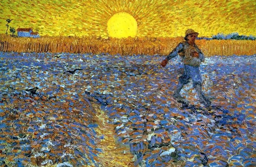 用三张价值49亿的画,帮你了解「后印象派」的代表人物