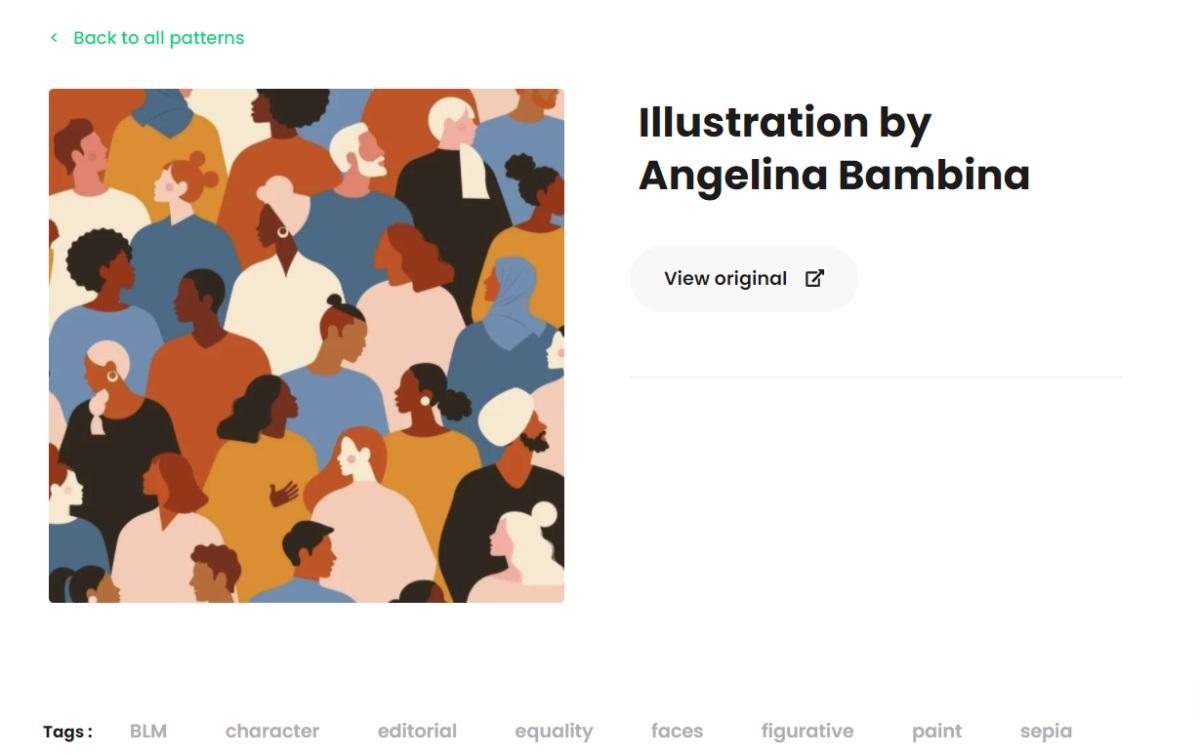 比起Behance和Dribbble,这个网站的图案设计更多更专业!