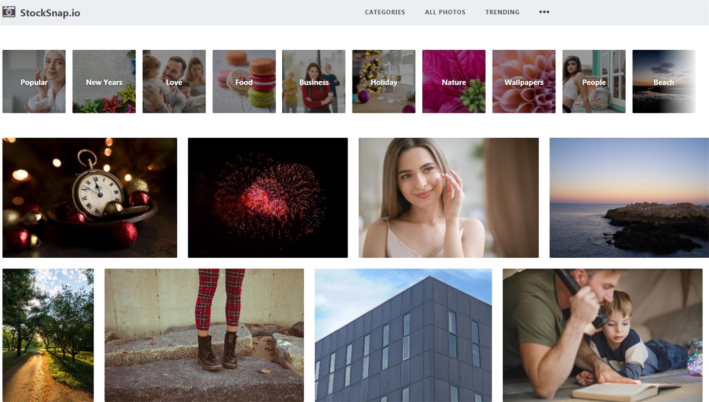 2021年值得收藏的素材网站,全都在这里了!