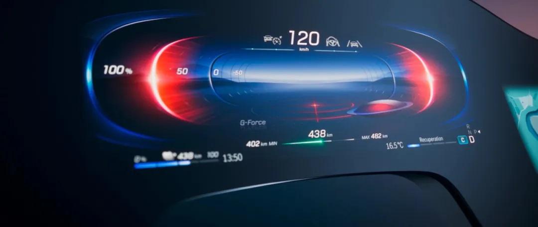 车载屏幕设计!宝马 iD8 和奔驰 Hyperscreen 你喜欢谁?