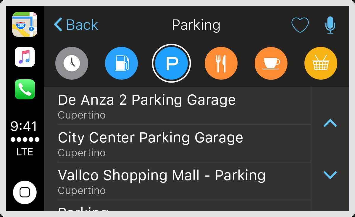 想做好车载设计?先掌握这份 Carplay 设计规范(下)
