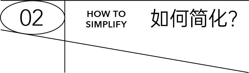 图形简化+衍生,教你真正的图形创意方法!