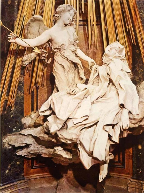 用一篇文章,带你了解巴洛克艺术代表:贝尼尼