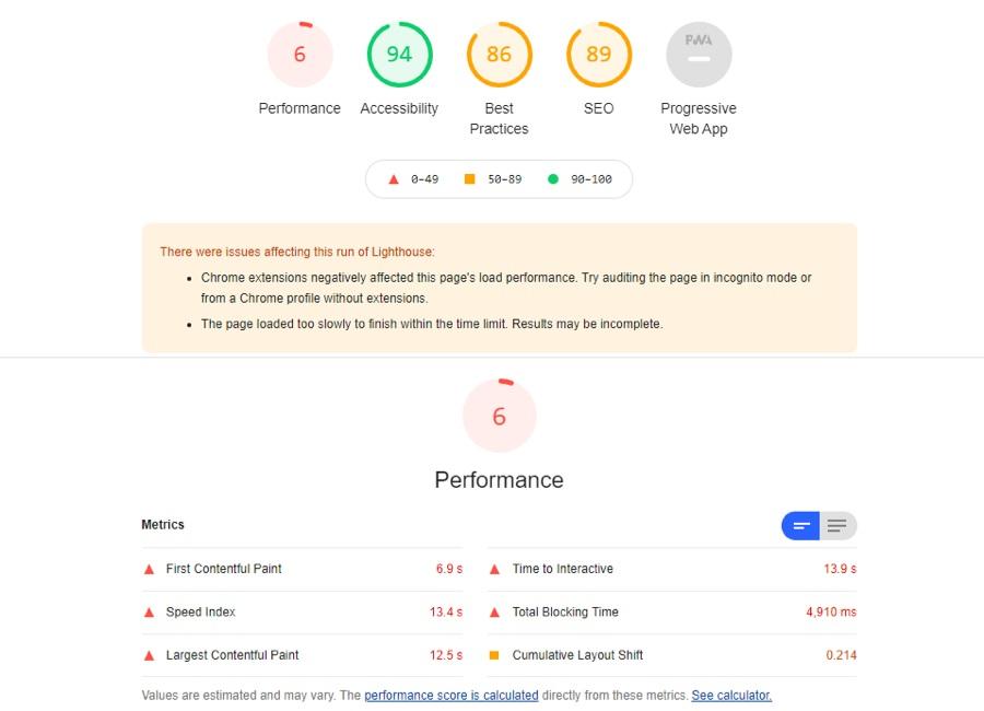 谷歌的新一代 Web 性能体验和质量指标:Web Vitals