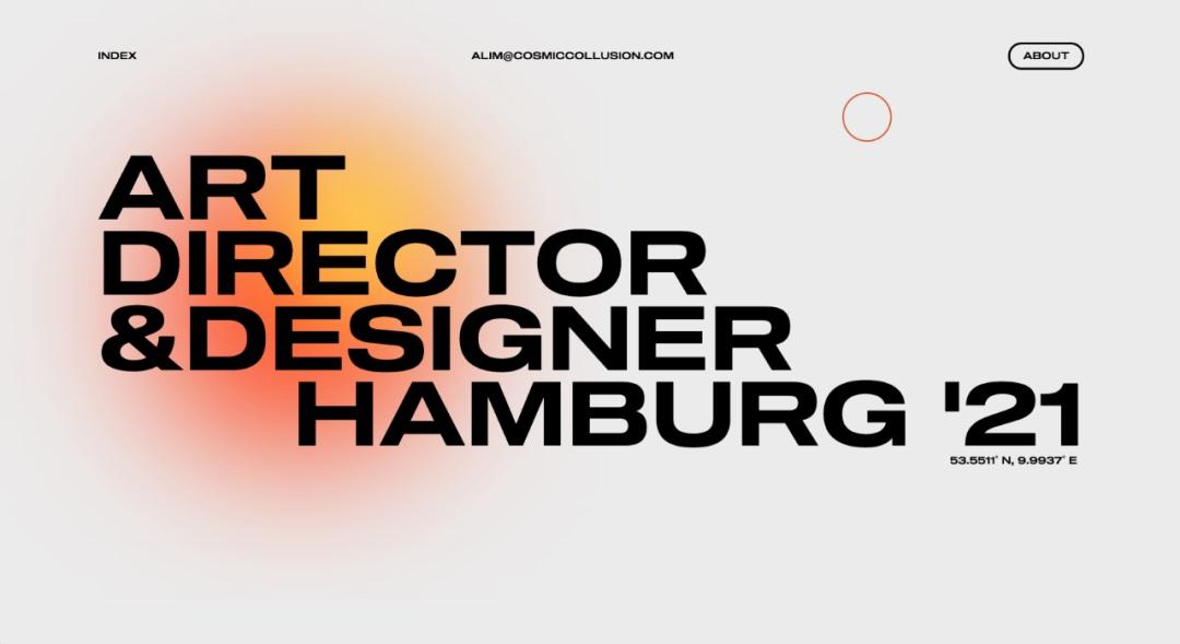 简单实用特别出效果的设计风格,快学起来!