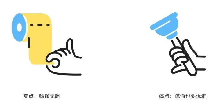 能让人会心一笑的图标,是如何设计出来的?