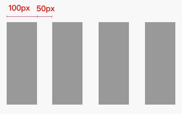 用超简单的案例,聊聊图标设计的节奏感